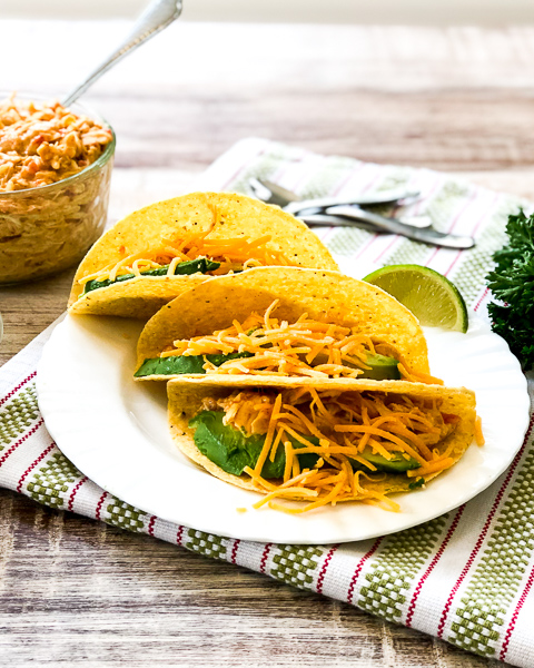 Simple Instapot Mexican Chicken
