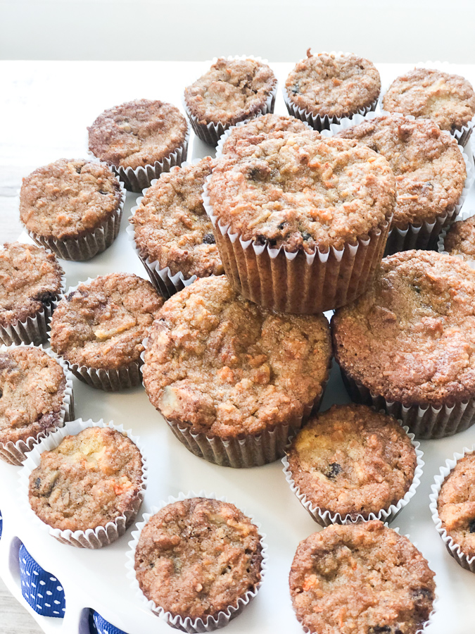 Gluten and Dairy Free Morning Muffins
