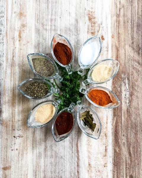 Fresh Simple Home Seasoning