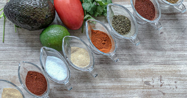 Simple Homemade Taco Seasoning