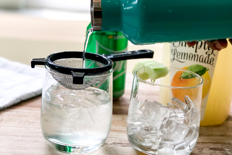 Homemade Cucumber Vodka