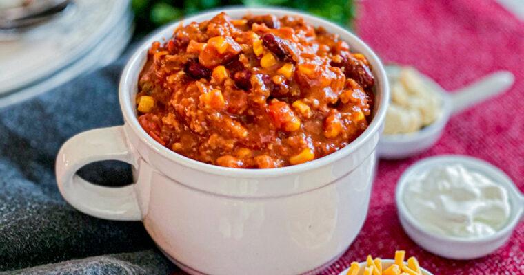 Southern Homemade Chili