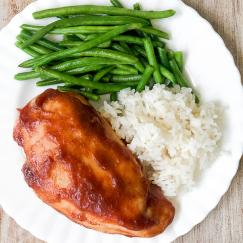 Apple Butter Chicken
