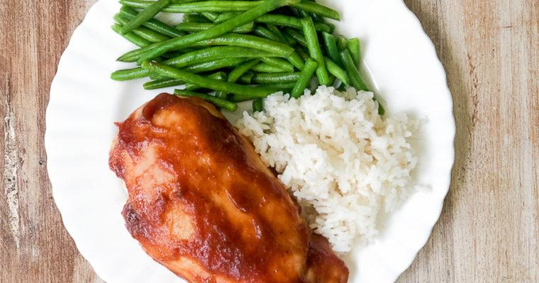 Apple Butter Chicken