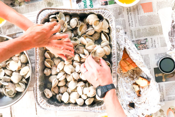 Best Steamed Clam Recipe