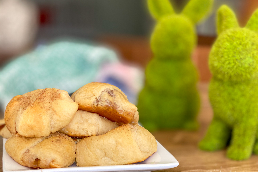 Easter Resurrection Crescent Rolls