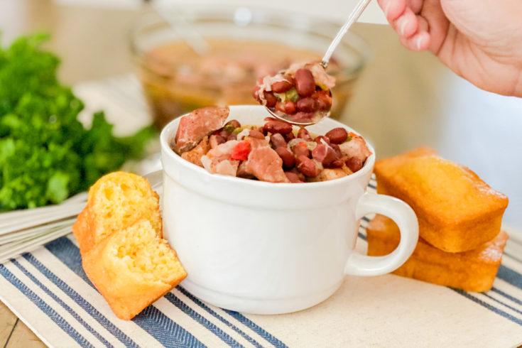 Instant Pot Creole Pork Stew