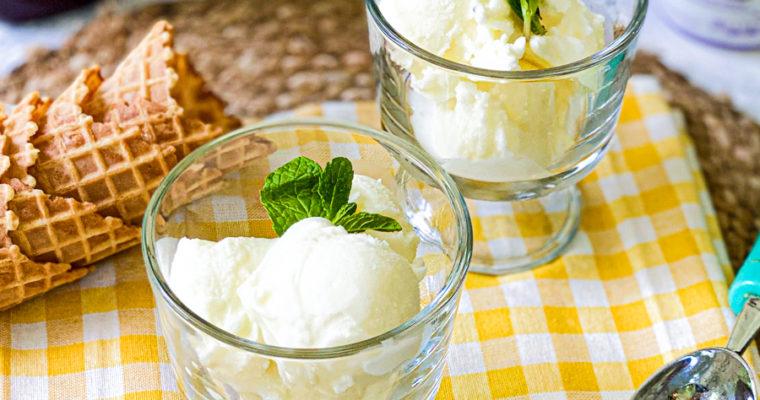 Coffee Creamer Ice Cream