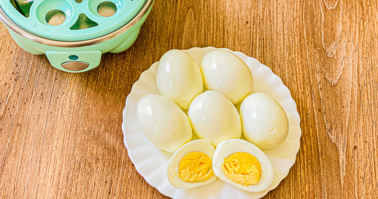 Easy Hardboiled Eggs