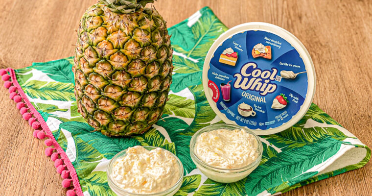 Pineapple Cool Whip Dessert