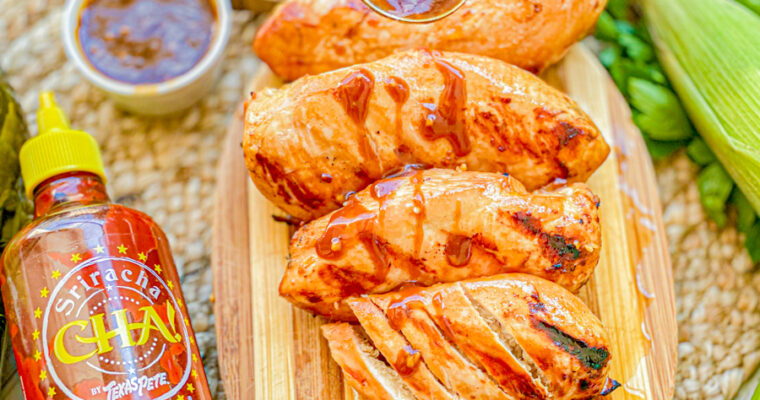 Brown Sugar Sriracha Chicken Marinade