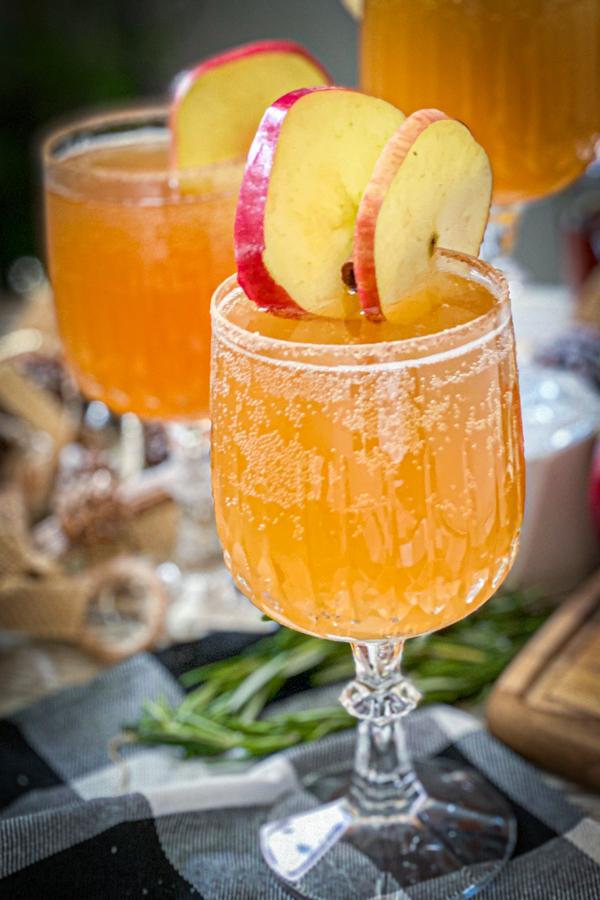 Champagne Cider