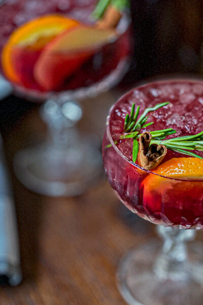 Sparkling Apple Cider Sangria Recipe