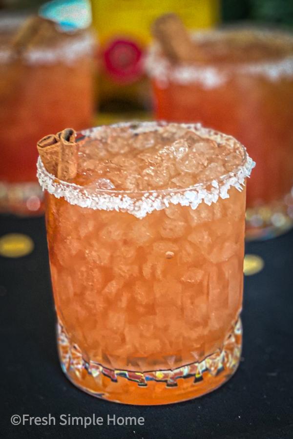 The Perfect Fall Margarita